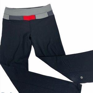 Lululemon Groove Yoga Pants Flare Black Re…